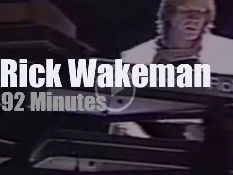 Rick Wakeman travels to Brazil (2001)