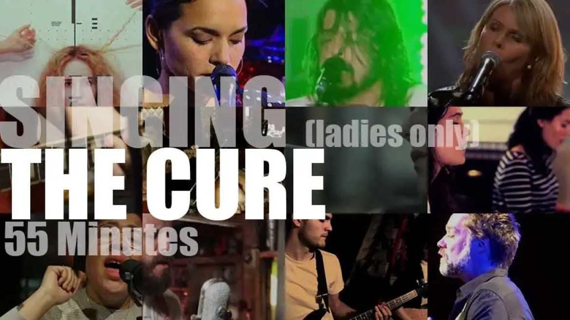 Singing (Ladies Only)  The Cure