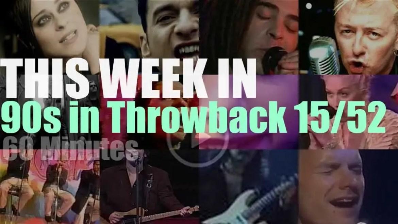 This week In  '90s Throwback' 15/52