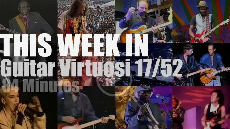 This week In Guitar Virtuosi 17/52