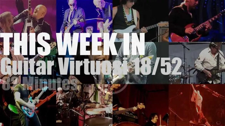 This week In Guitar Virtuosi 18/52