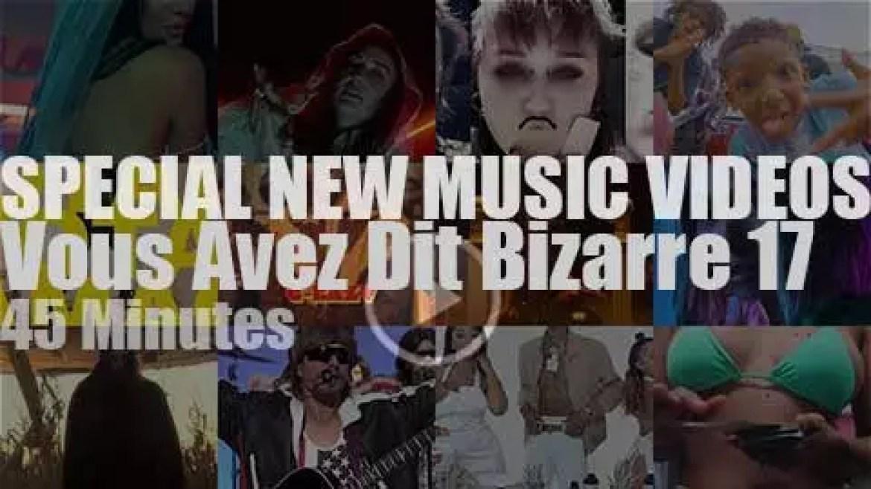 'Vous Avez Dit Bizarre (NSFW)' Special New Music Videos 17