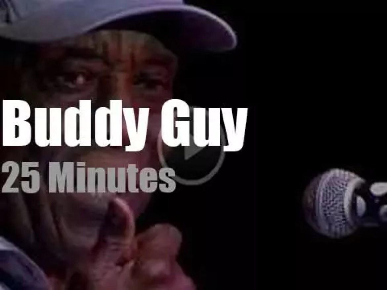 Buddy Guy rocks Michigan (2017)