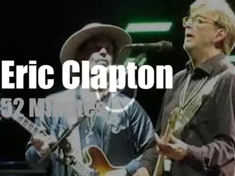 Eric Clapton comes back to the Royal Albert Hall (2019)