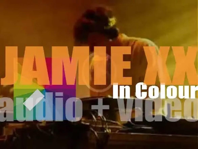 Young Turks publish Jamie xx debut album : 'In Colour' (2015)