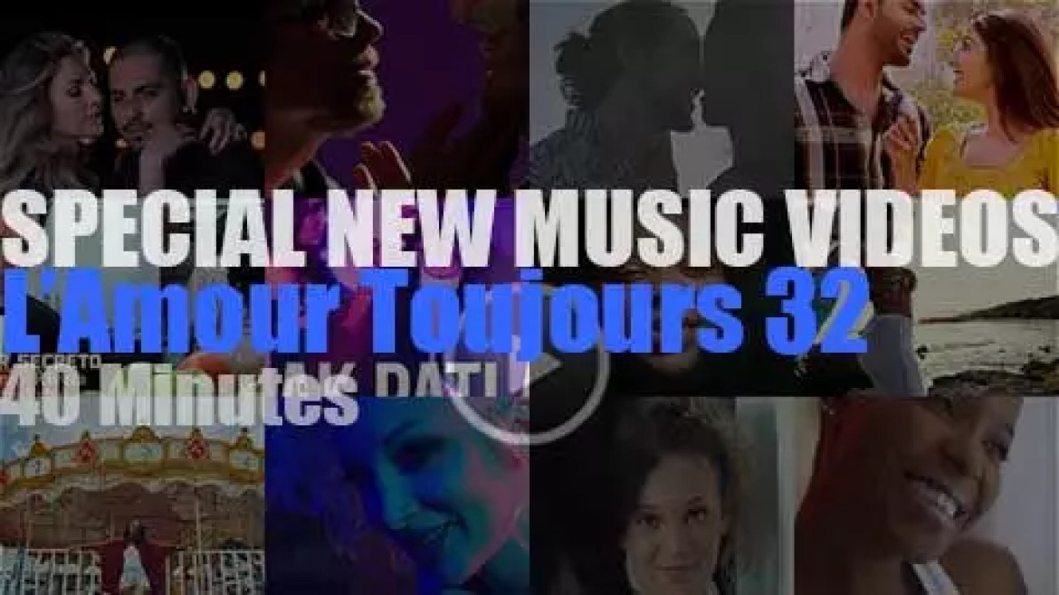 'L'Amour Toujours' Special New Music Videos 32