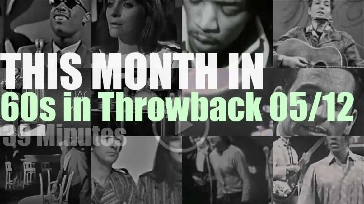 This month In  '60s Throwback' 05/12