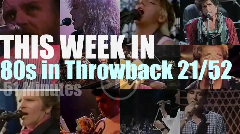 This week In  '80s Throwback' 21/52