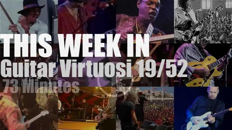 This week In Guitar Virtuosi 19/52