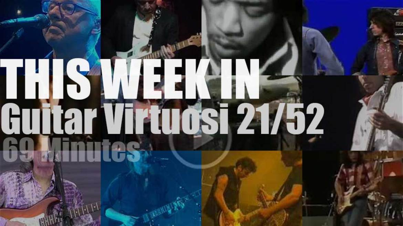 This week In Guitar Virtuosi 21/52