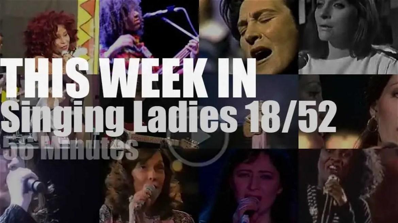 This week In Singing Ladies 18/52
