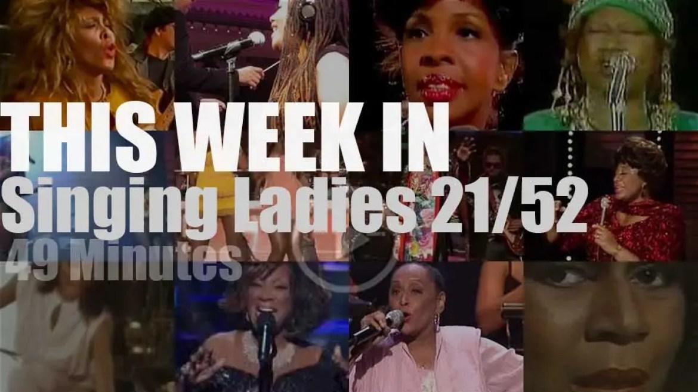 This week In Singing Ladies 21/52