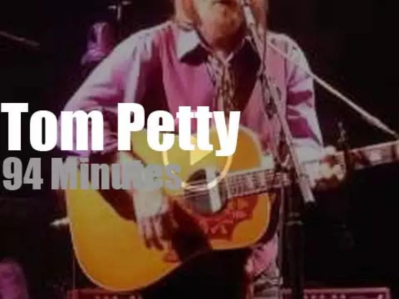 Tom Petty celebrates a '40th Anniversary' in Memphis (2017)