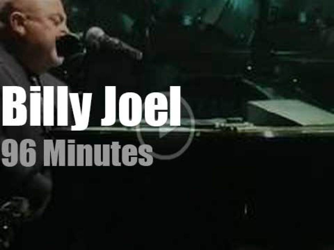 Billy Joel has reached day 65 of his New York residency (2019)