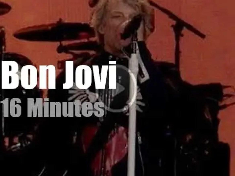 Bon Jovi '(still) do not sell a house' in Denmark (2019)