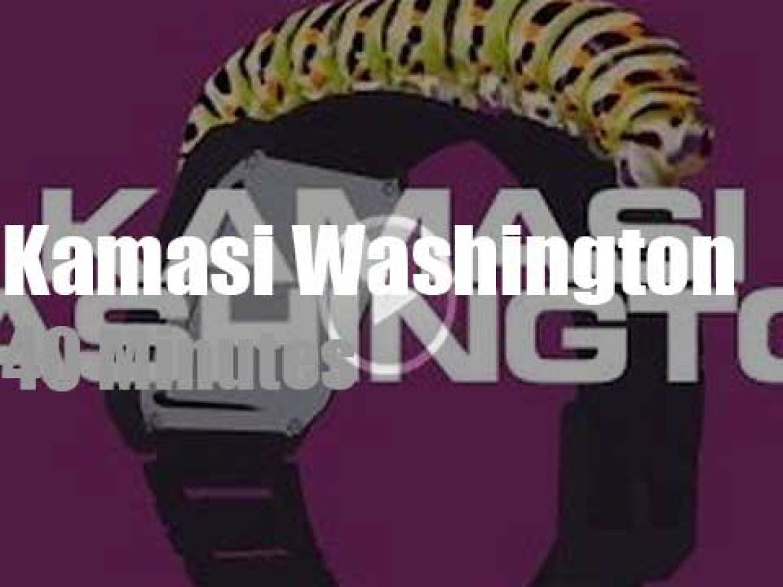 Kamasi Washington visit Minneapolis (2018)