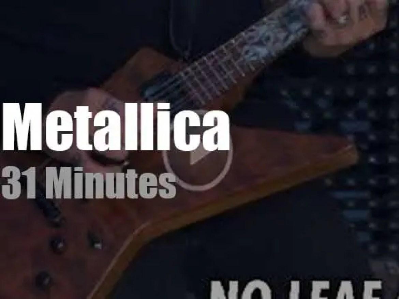 Metallica serenade Cologne (2019)