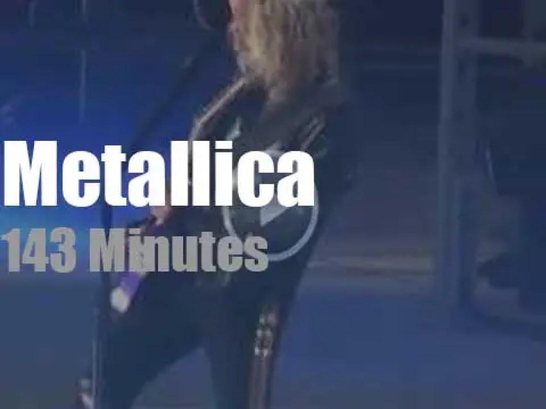 Metallica serenade Holland (2019)