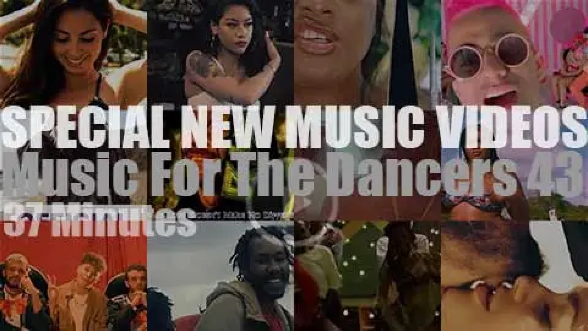 'Music For The Dancers' Special New Music Videos 43