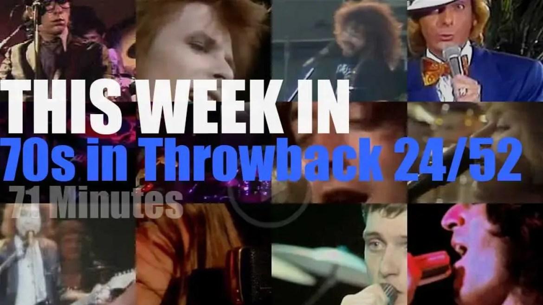 This week In  '70s Throwback' 24/52