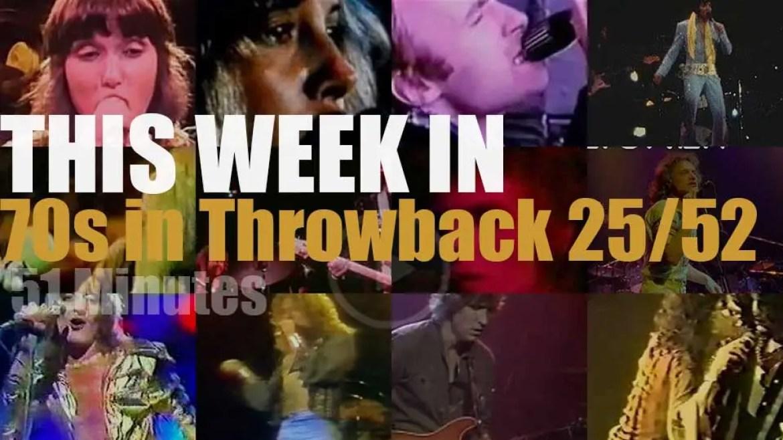 This week In  '70s Throwback' 25/52