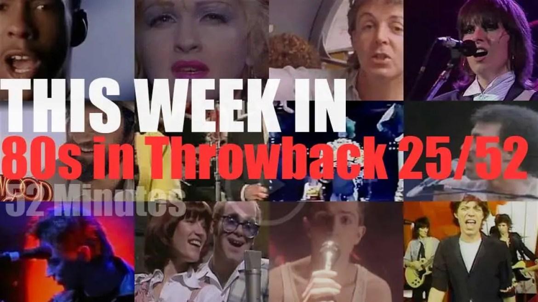 This week In '80s Throwback' 25/52