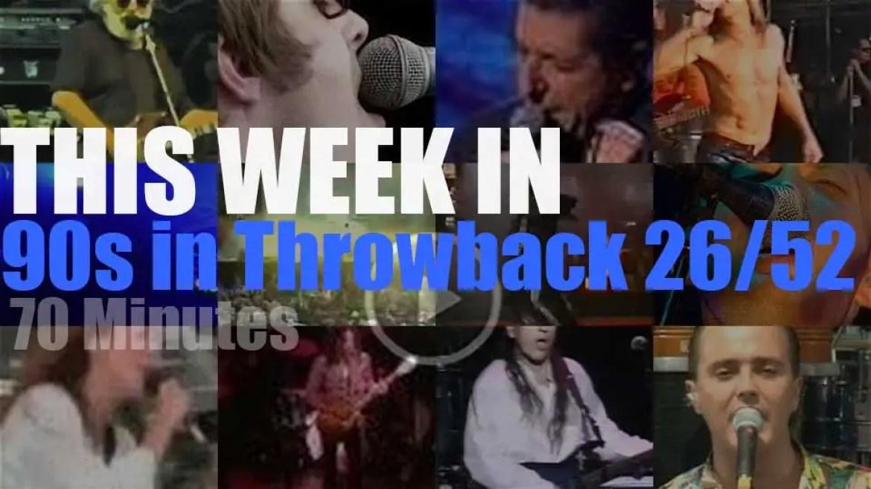 This week In  '90s Throwback' 26/52