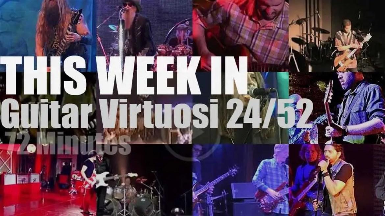This week In Guitar Virtuosi 24/52