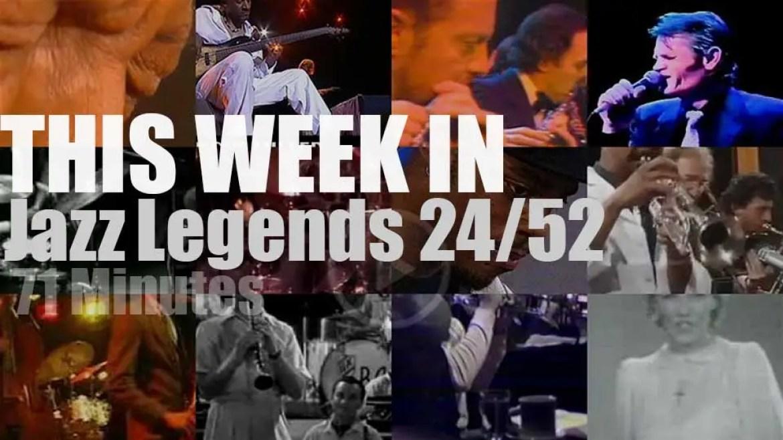 This week In Jazz Legends 24/52