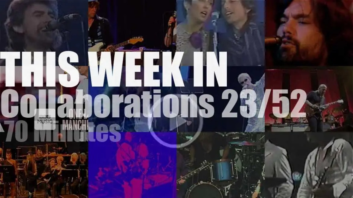 This week In One-Off Collaborations 23/52