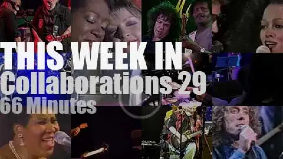 This week In One-Off Collaborations 29