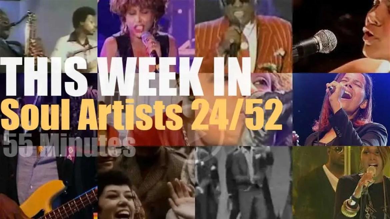 This week In Soul Artists 24/52