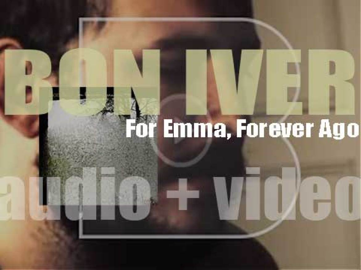 Bon Iver release 'For Emma, Forever Ago' their debut album, produced by frontman Justin Vernon (2007)