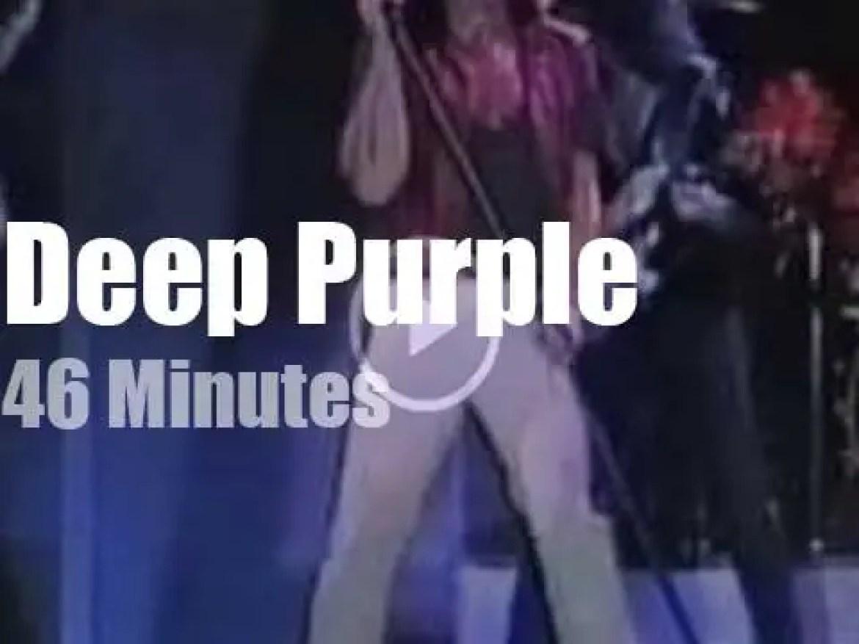 Deep Purple are 'Perfect Strangers' in Paris (1985)
