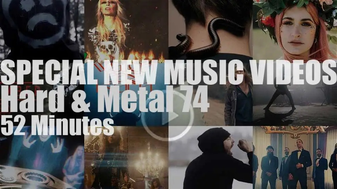 Hard & Metal Special New Music Videos 74
