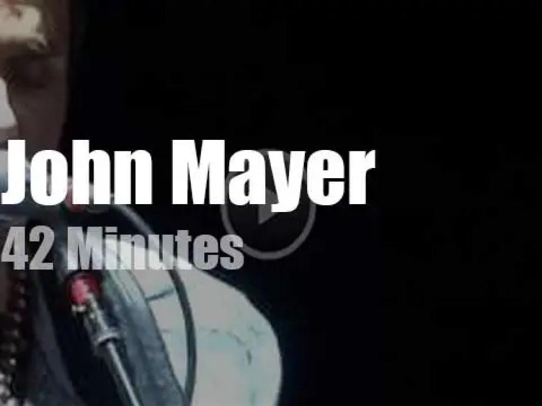 John Mayer is 'Born and Raised' in Colorado (2013)