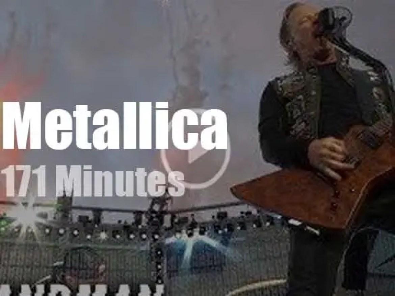 Metallica serenade Norway (2019)
