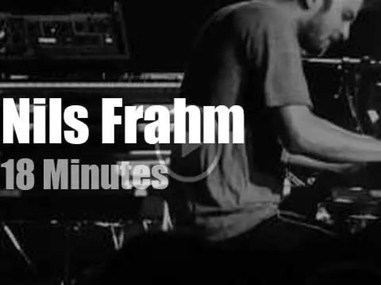 Nils Frahm plays in London (2013)
