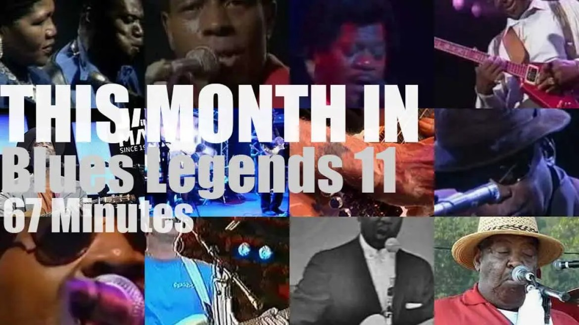 This month In Blues Legends 11