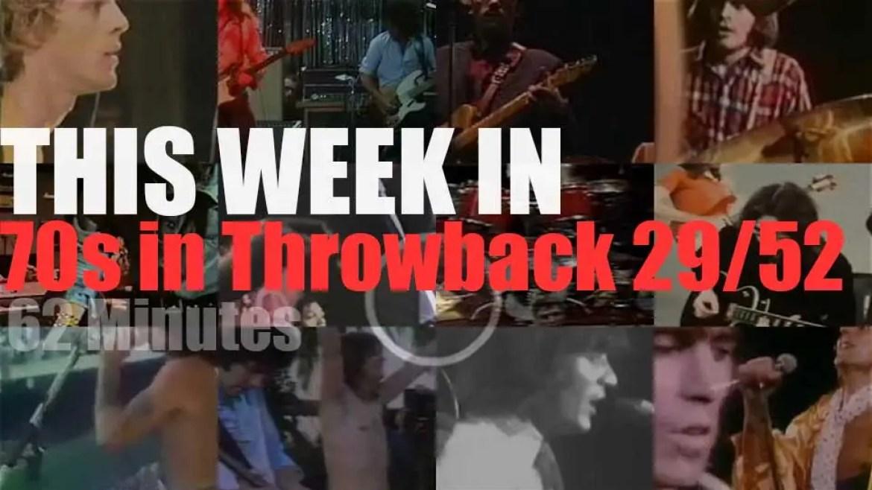 This week In  '70s Throwback' 16