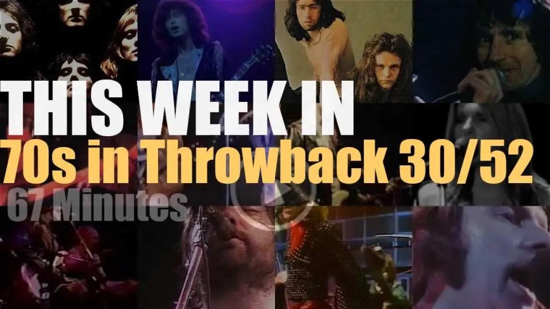 This week In  '70s Throwback' 30/52