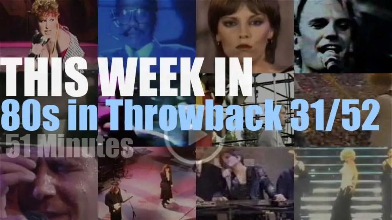 This week In '80s Throwback' 31/52
