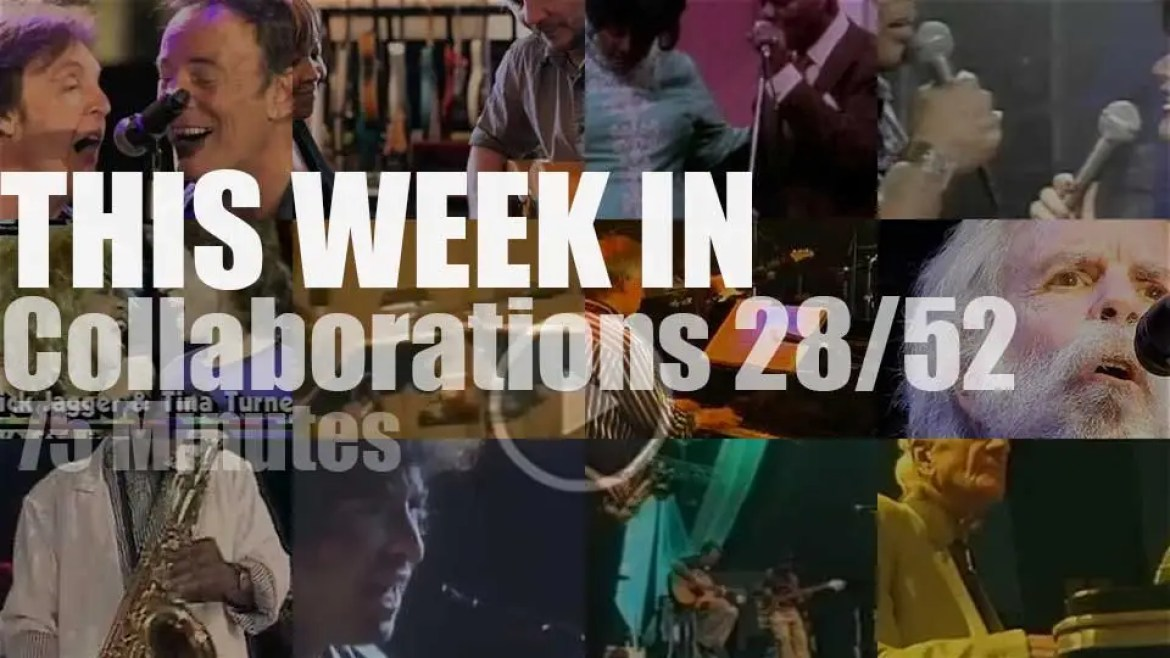 This week In One-Off Collaborations 28/52