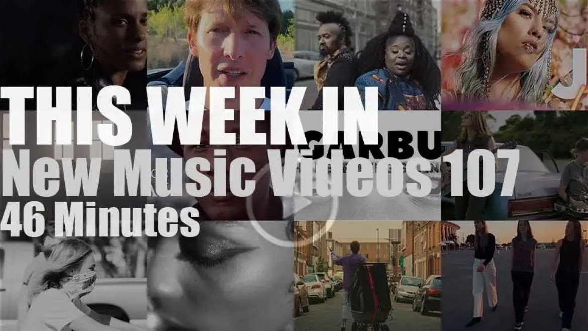 This week In New Music Videos 107