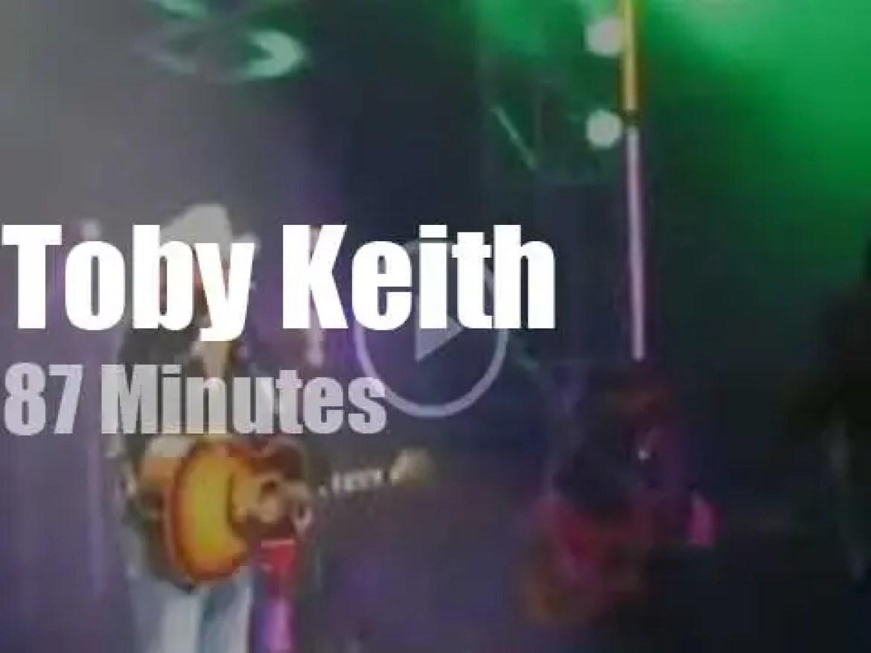 Toby Keith visits Buffalo (2015)