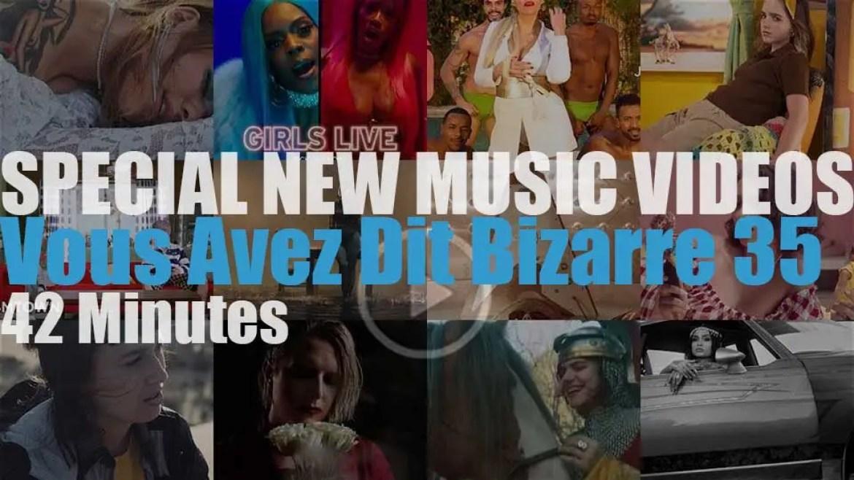 'Vous Avez Dit Bizarre' Special New Music Videos 35