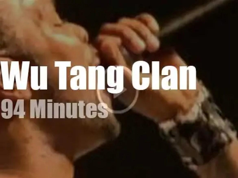 Wu Tang Clan 'Rock the Bells' in San Bernadino (2004)