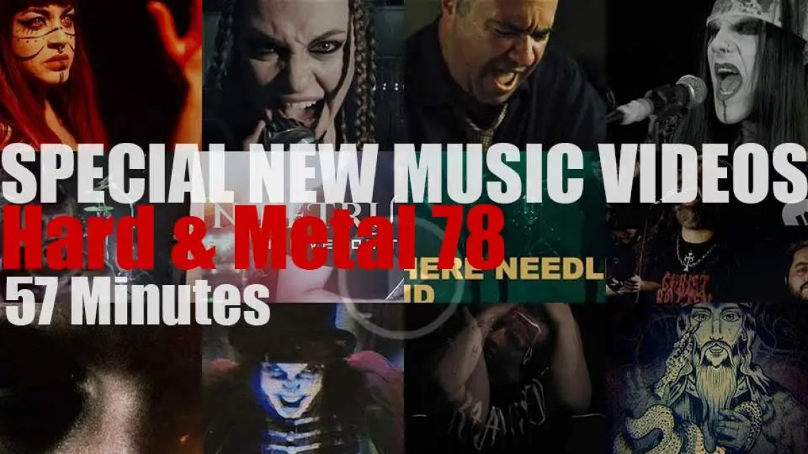 Hard & Metal Special New Music Videos 78