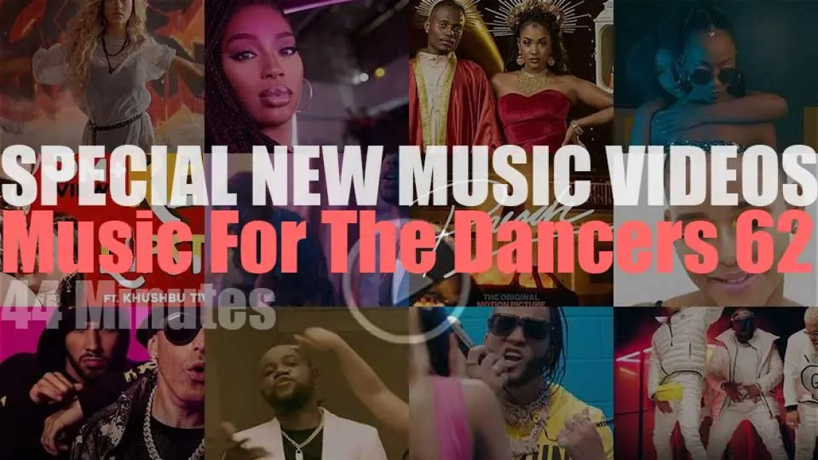 'Music For The Dancers' Special New Music Videos 62