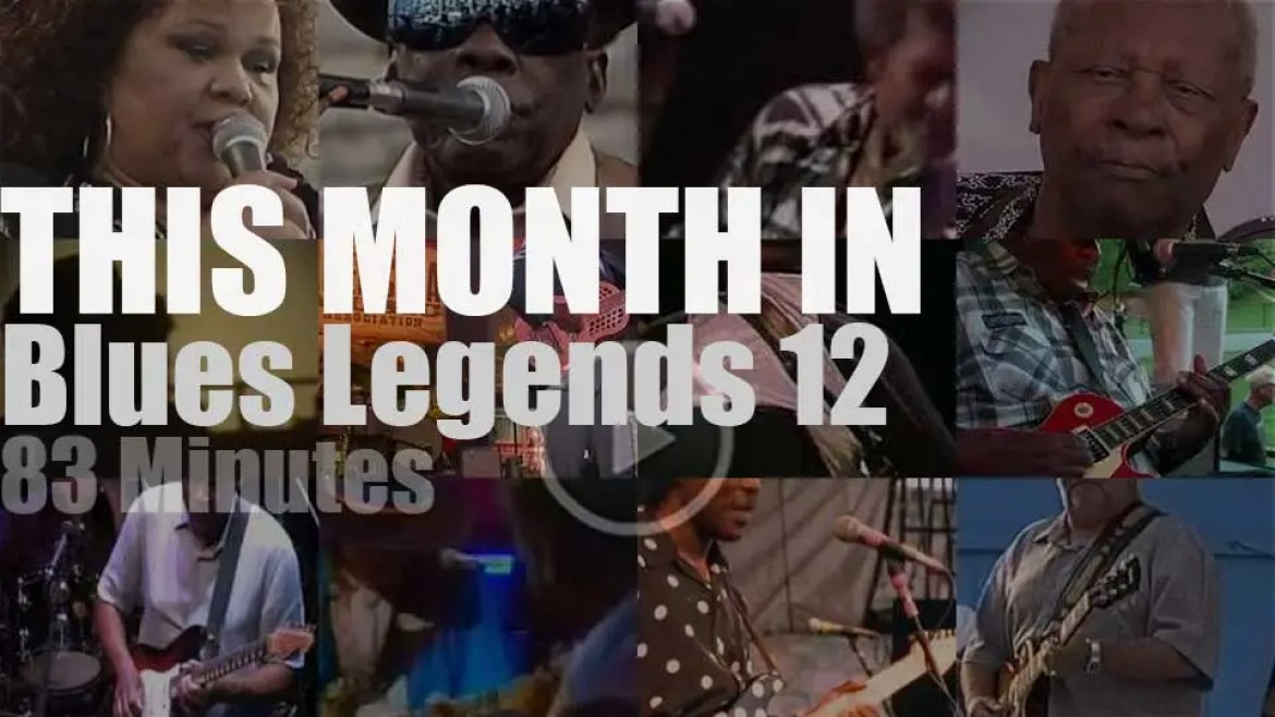 This month In Blues Legends 12
